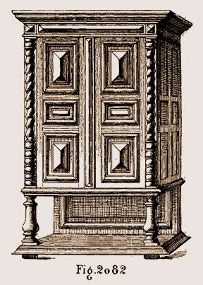 louis xiii style j justin storck. Black Bedroom Furniture Sets. Home Design Ideas