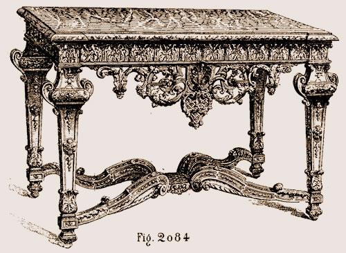 Louis XIV (Style) - J. Justin Storck