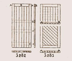 Portes b tis for Batis de porte